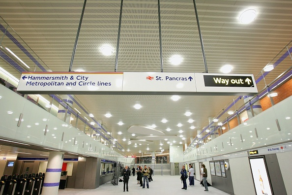 Hammersmith「Preview Of The New Western Ticket Hall King's Cross St Pancras」:写真・画像(11)[壁紙.com]