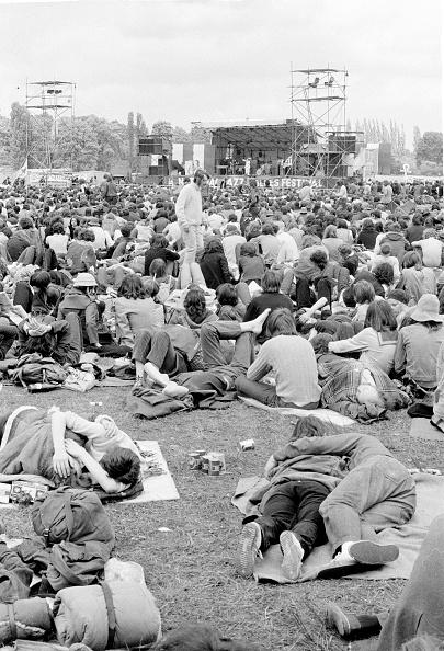 Outdoors「Reading Festival 1971」:写真・画像(4)[壁紙.com]