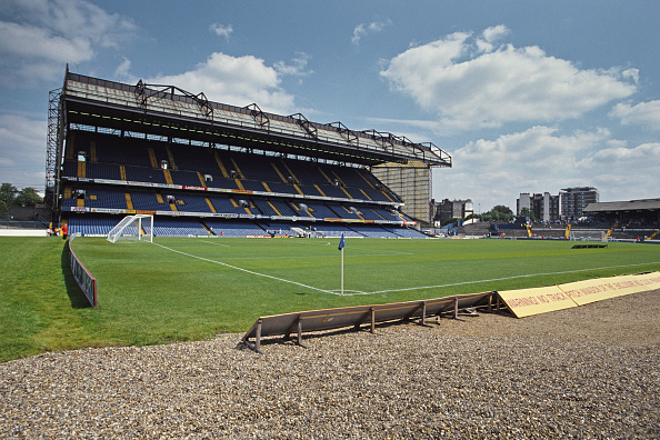 General View「Stamford Bridge Chelsea FC circa 1991」:写真・画像(7)[壁紙.com]