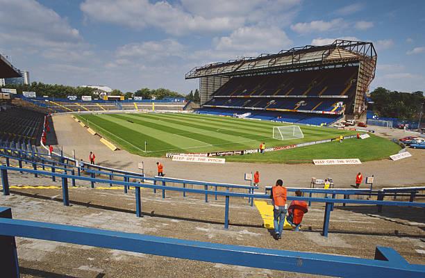Stamford Bridge circa 1992:ニュース(壁紙.com)