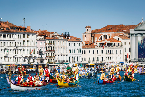 Viewpoint「The Regatta Storica Seen By Tristan Fewings - 72nd Venice Film Festival」:写真・画像(1)[壁紙.com]
