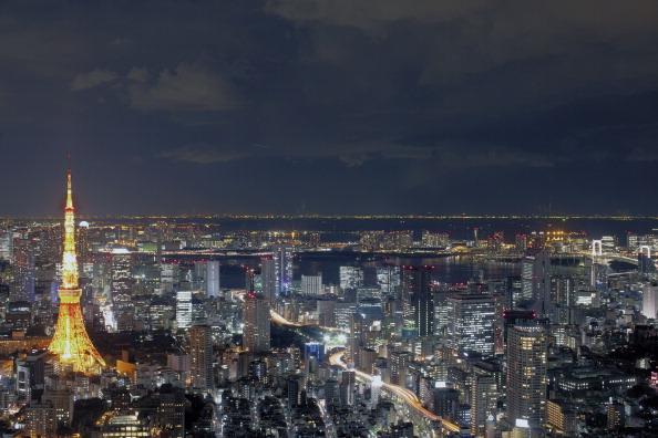 Tokyo Tower「Scenes Of Tokyo」:写真・画像(0)[壁紙.com]