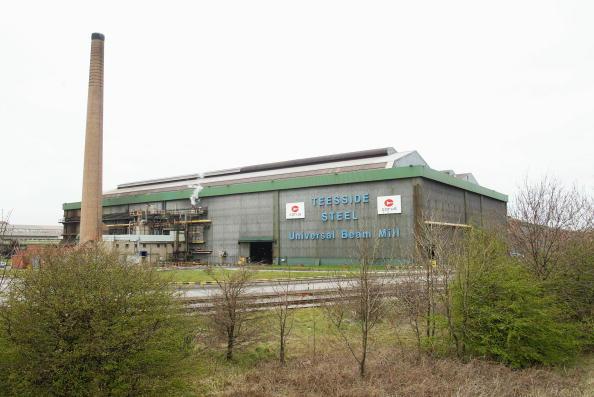 Obsolete「Corus Steelworks on Teeside」:写真・画像(19)[壁紙.com]