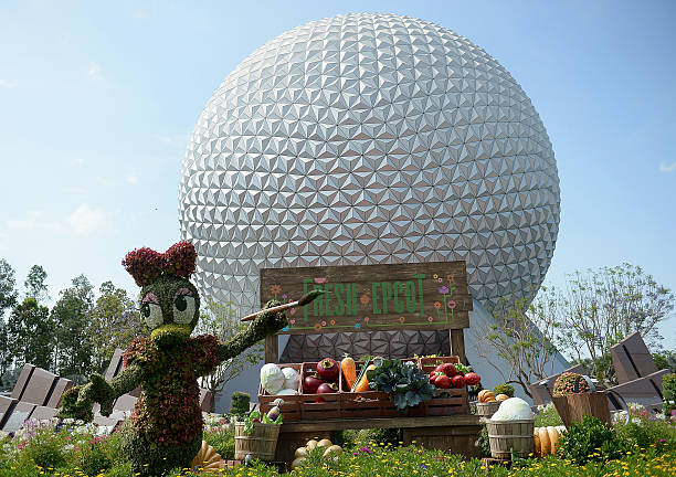 Epcot International Flower And Garden Festival:ニュース(壁紙.com)