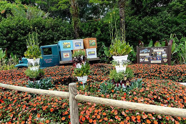 Epcot International Flower And Garden Festival:ニュース(壁紙.com)
