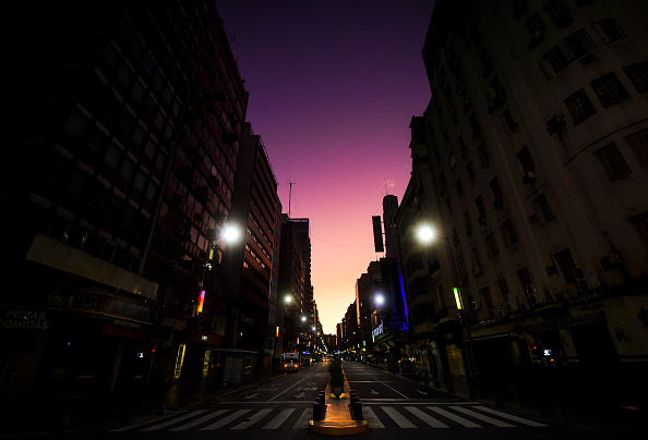 Sunset「Argentina On Extended Quarantine To Contain Coronavirus Until April 13」:写真・画像(13)[壁紙.com]