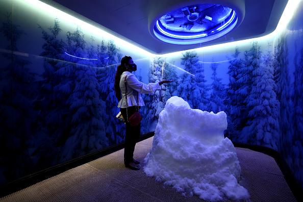 Francois Nel「Dubai's 'Heart Of Europe' Resort Set To Open By End Of 2020」:写真・画像(18)[壁紙.com]