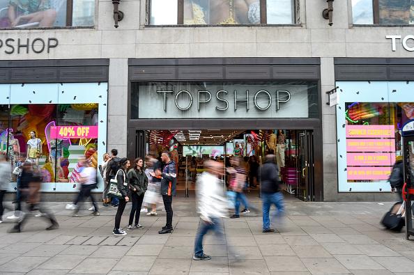 Topshop - Retailer「Sir Philip Green Agrees Extra Arcadia Pension Top-up」:写真・画像(4)[壁紙.com]