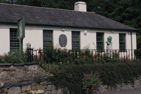 Dedication「Lloyd George Museum」:写真・画像(8)[壁紙.com]