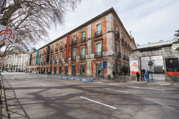 Cultural Industry Suffers COVID-19 in Madrid:ニュース(壁紙.com)