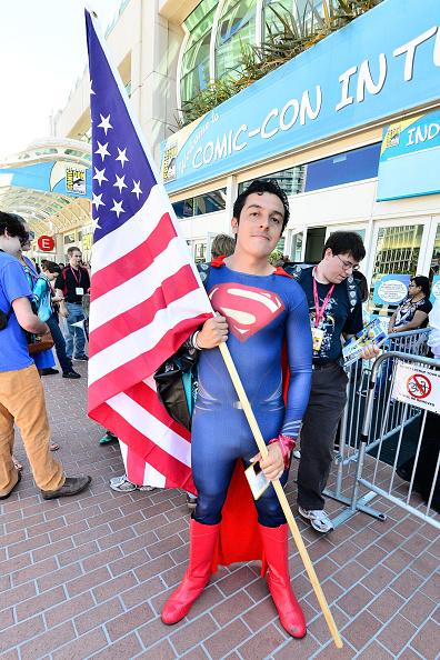 Comic con「San Diego Prepares For 2014 Comic-Con - Comic-Con International 2014」:写真・画像(1)[壁紙.com]