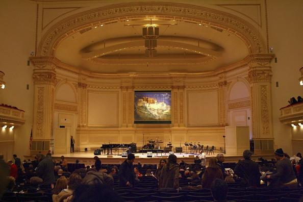 Carnegie Hall「Tibet House 16th Annual Benefit Concert」:写真・画像(1)[壁紙.com]
