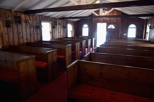Empty「General Views Of The Little Brown Church In The Valley Where Ronald And Nancy Reagan Were Married」:写真・画像(18)[壁紙.com]