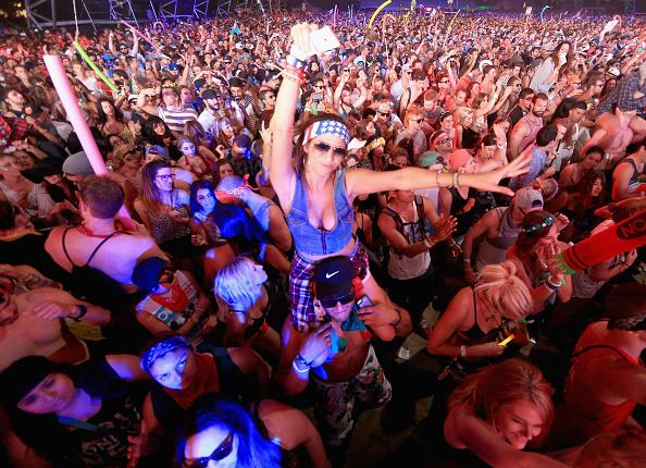 Empire Polo Field「2014 Coachella Valley Music and Arts Festival - Day 2」:写真・画像(7)[壁紙.com]