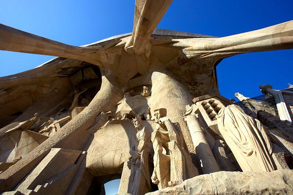 Sagrada Familia - Barcelona「General View Sagrada Familia Cathedral」:写真・画像(13)[壁紙.com]