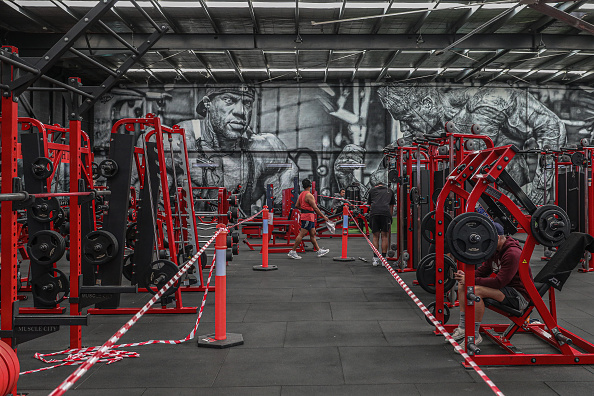 General View「Gyms Reopen And Regional Travel Permitted As Victoria's COVID-19 Restrictions Ease Further」:写真・画像(13)[壁紙.com]