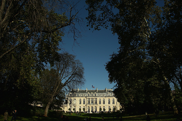 Architecture「Elysee Palace Gardens Opening to The Public」:写真・画像(14)[壁紙.com]