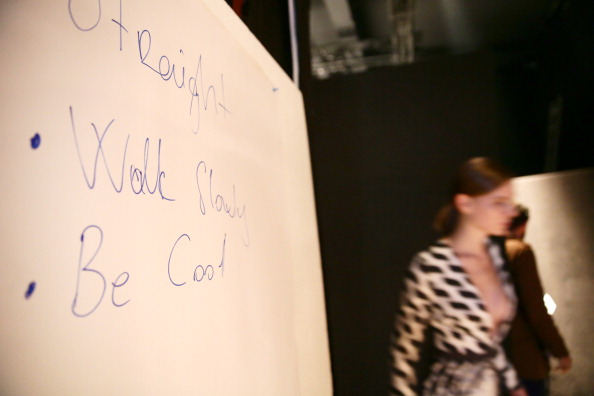 Atmospheric Mood「Ozlem Erkan: Backstage - MBFWI Presented By American Express Fall/Winter 2014」:写真・画像(11)[壁紙.com]
