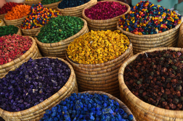 Spice「Marrakech Sites and Scenes」:写真・画像(1)[壁紙.com]