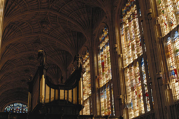 Kings College Chapel Interior:ニュース(壁紙.com)