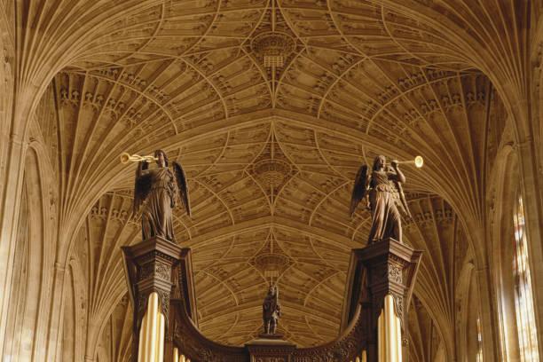 Kings College Chapel Interior:ニュース(壁紙.com)
