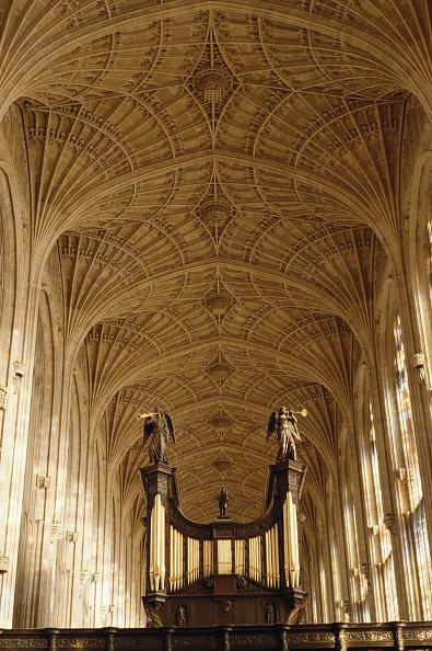 Ceiling Fan「Kings College Chapel」:写真・画像(12)[壁紙.com]