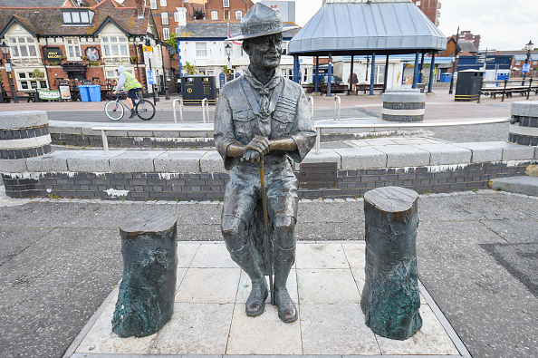 Finnbarr Webster「Baden-Powell Statue To Be Removed From Poole Quay」:写真・画像(2)[壁紙.com]