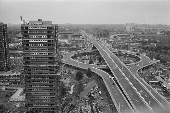 Overpass - Road「Western Avenue, London」:写真・画像(7)[壁紙.com]