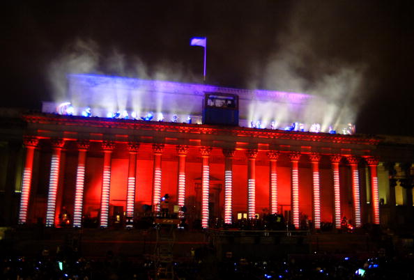 Liverpool - England「Liverpool European Capital Of Culture - Opening Ceremony」:写真・画像(15)[壁紙.com]