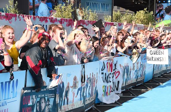 Mamma Mia Here We Go Again「Mamma Mia! Here We Go Again World Premiere」:写真・画像(11)[壁紙.com]