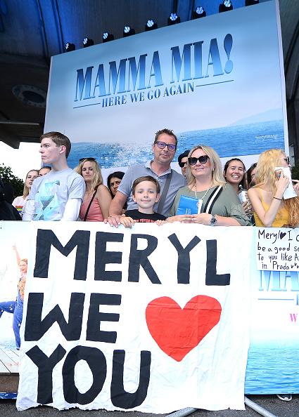 Mamma Mia Here We Go Again「Mamma Mia! Here We Go Again World Premiere」:写真・画像(16)[壁紙.com]