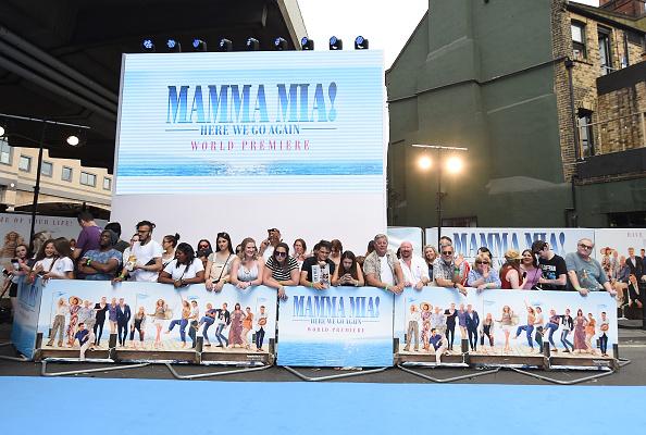 Mamma Mia Here We Go Again「Mamma Mia! Here We Go Again World Premiere」:写真・画像(15)[壁紙.com]
