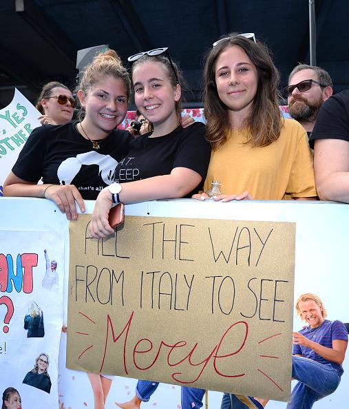 Mamma Mia Here We Go Again「Mamma Mia! Here We Go Again World Premiere」:写真・画像(9)[壁紙.com]
