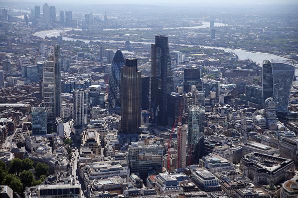 英国 ロンドン「London From Above」:写真・画像(6)[壁紙.com]