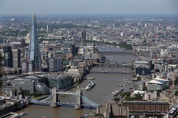 英国 ロンドン「London From Above」:写真・画像(18)[壁紙.com]