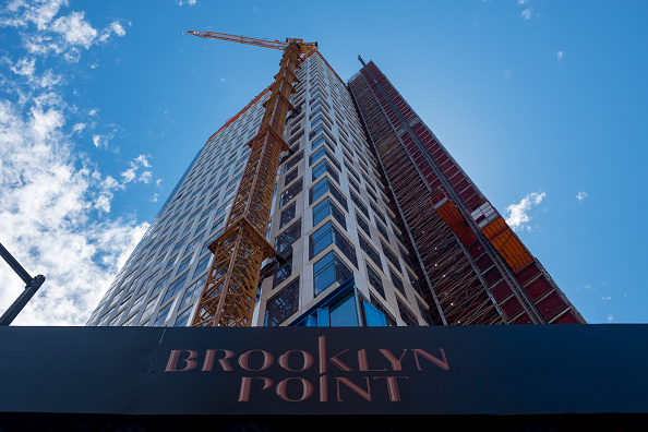 Tall - High「Brooklyn Point Construction」:写真・画像(11)[壁紙.com]