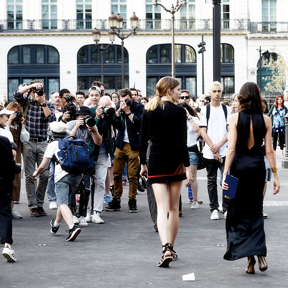 Gareth Cattermole「Instant Views Paris Fashion Week - Haute Couture Fall/Winter 2015/2016」:写真・画像(19)[壁紙.com]