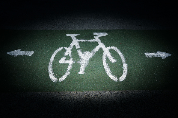 Footpath「General Views Of Hutt Road As Wellington Council Proposes New Cycleway」:写真・画像(1)[壁紙.com]