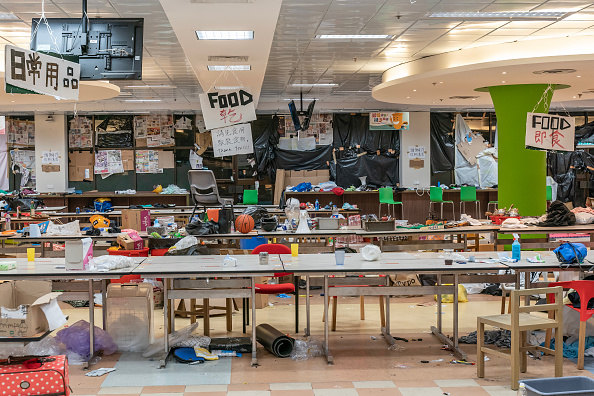 Anthony Kwan「Anti-Government Protests in Hong Kong」:写真・画像(9)[壁紙.com]