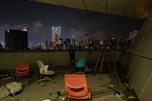 Anthony Kwan「Anti-Government Protests in Hong Kong」:写真・画像(11)[壁紙.com]