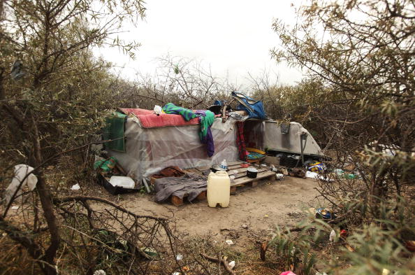 Ferry「Illegal Immigrants Have Their Camp Torn Down By French Authorities」:写真・画像(5)[壁紙.com]