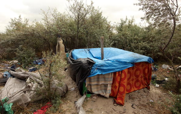 Ferry「Illegal Immigrants Have Their Camp Torn Down By French Authorities」:写真・画像(3)[壁紙.com]