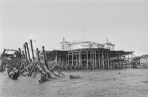 UK「Brighton West Pier」:写真・画像(13)[壁紙.com]