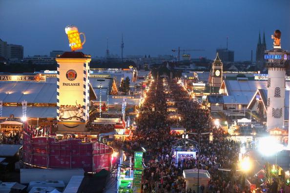お祭り「Oktoberfest 2013 - Opening Day」:写真・画像(10)[壁紙.com]