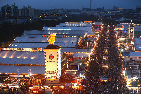 Alexander Hassenstein「Oktoberfest 2013 - Opening Day」:写真・画像(19)[壁紙.com]