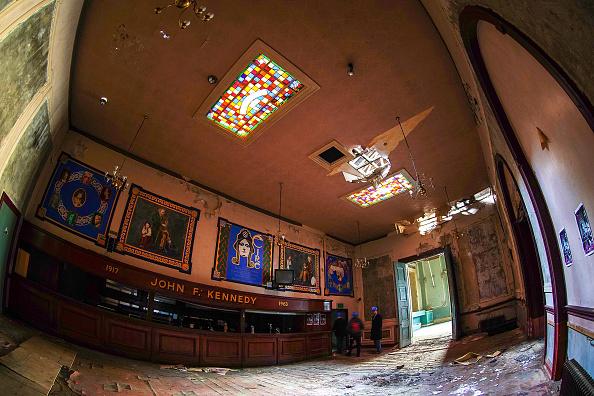 Liverpool F「Restoration Begins On The Wellington Rooms In Liverpool」:写真・画像(12)[壁紙.com]