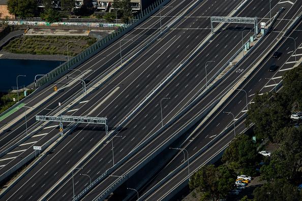 Sydney「Aerial Views Of Sydney As Australia Sees Steady Decline In New Coronavirus Cases」:写真・画像(16)[壁紙.com]