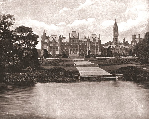 Gothic Style「Eaton Hall」:写真・画像(6)[壁紙.com]