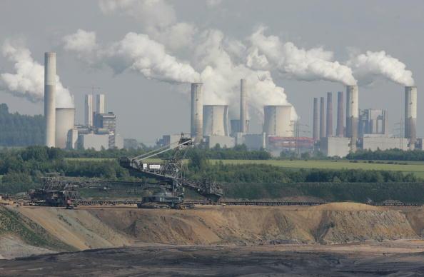 Environmental Damage「Despite High Emissions, New Coal Power Plants Planned in Germany」:写真・画像(16)[壁紙.com]