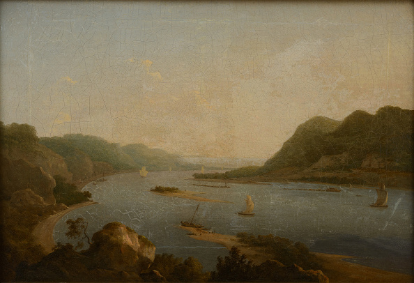 Painting - Activity「Zhiguli On The Volga River First Half Of The 19th Cent」:写真・画像(0)[壁紙.com]